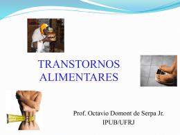 TRANSTORNOS ALIMENTARES - (LTC) de NUTES