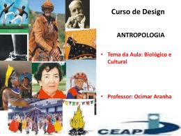 Biológico e Cultural