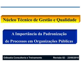 Odisséia Consultoria e Treinamento Revisão 02