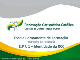 Ensino 1 - Rcc Cotia