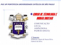 Comunicação Local Assincrona - PUC-SP