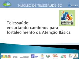 Telessaúde - Secretaria Estadual de Saúde