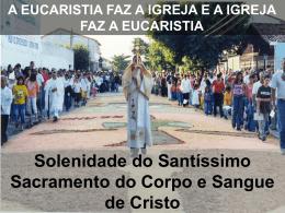 04/06/2015 - Diocese de São José dos Campos