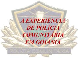 Polícia Comunitária na Prática