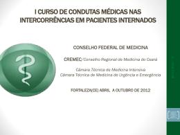 condutas médicas no paciente com náusea e vômito
