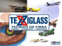 Apresentação Texiglass - tecnologiademateriais