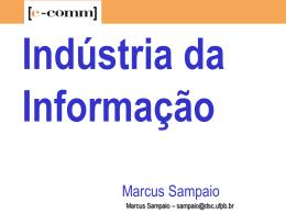 Indústria da Informação