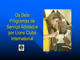 PowerPoint - Lions Clubs International