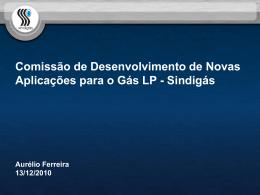 A indústria brasileira de Gás LP