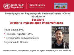Sessao6_PT - World Health Organization