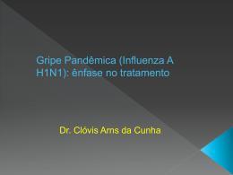Pandemia de gripe - CRM-Pr