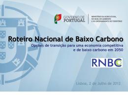 Apresentação Pública RNCB