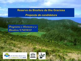Sessão publica de apresentação da candidatura na Ilha Graciosa