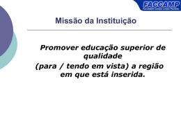 REUNIÃO PEDAGÓGICA CURSO DE QUÍMICA