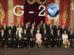 O Grupo dos 20 - Linguagem Geográfica