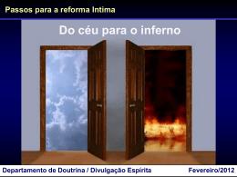 Passos para a reforma Intima