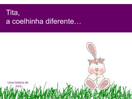 Tita_a_coelhinha_diferente.