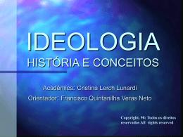 IDEOLOGIA - eGov UFSC