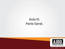 Aula 3 / ppt