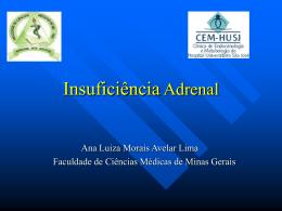 Insuficiência Adrenal - CEM-HUSJ