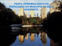 Fonte: SINASC/MS/ Núcleo de Epidemiologia/SMSA-BH