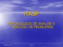 Aula12 - MASP
