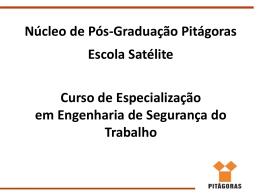 Problemas atuais - Escola Satélite