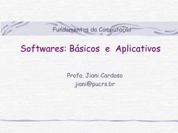 Software - Sistema Operacional