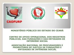 CAOFURP - Conselho Federal de Contabilidade