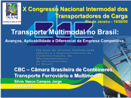 Palestra do Presidente da CBC no X Congresso Nacional