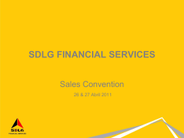 sdlg financial services