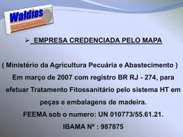 Slide 1 - Waldias - Tratamento Térmico