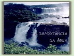 Água na Terra - Fernando Santiago dos Santos