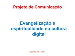 Projeto de Comunicação