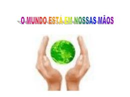 Meio ambiente - Secretaria Municipal de Educação