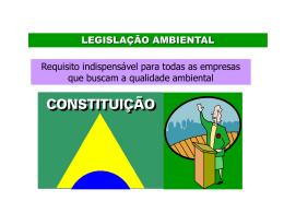 legislação amb