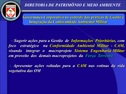 Apresentação_DPIMA Sistema de Informações