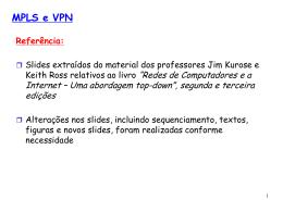 MPLS e VPN