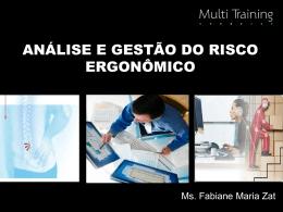Palestra_Analise e Gestão de Riscos Ergonômico_GSO_21_09_12