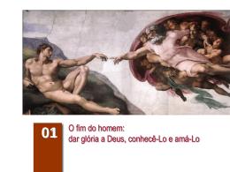 O desígnio de Deus acerca do homem