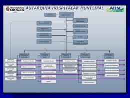 Autarquia Hospitalar Municipal (AHM)