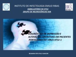 Dra.Maria Rita Gascon (Hosp. Emílio Ribas – SP)