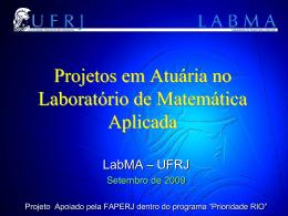 Projeto Tábuas Biométricas