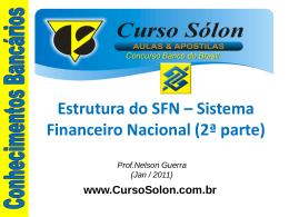 SFN - Curso Sólon Concursos