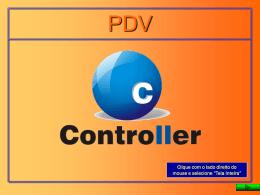 Clique aqui para visualizar a apresentação do Controller PDV