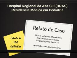 Relato de Caso - Paulo Roberto Margotto