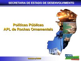 Secretaria de Estado de Desenvolvimento