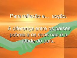 Uma Questão de Atitude - Teia da Língua Portuguesa