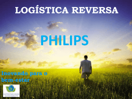 Ciclo Sustentável Philips