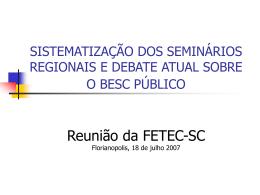 Projeto BESC